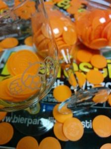 Bierparadijs Bierfestival Glas en Jeton