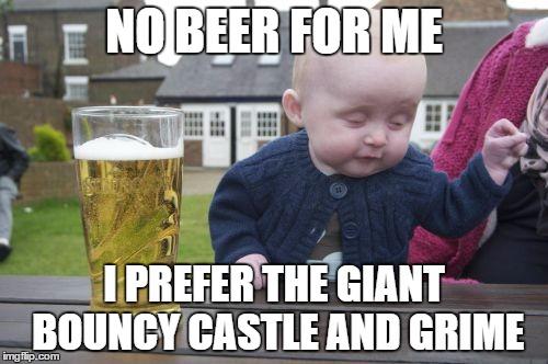 Bierfestival Kinderanimatie
